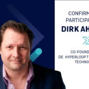 Dirk Ahlborn participará en la primera edición de S-Moving