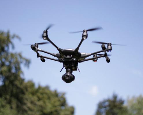 GAM prestará servicios con drones a ACCIONA Energía
