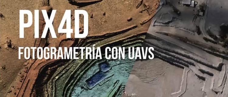 Nueva edición del curso 'Pix4D: Fotogrametría con RPAS'