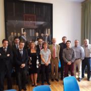 Primera reunión del Comité Técnico para la V edición de CivilDRON