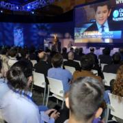 Dick Ahlborn, CEO de HyperloopTT, las sesiones en S-MOVING