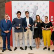 Drone City vencedor de los Premios Schindler España de Arquitectura