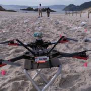 Proyecto LitterDrone para el control y gestión de basuras marinas
