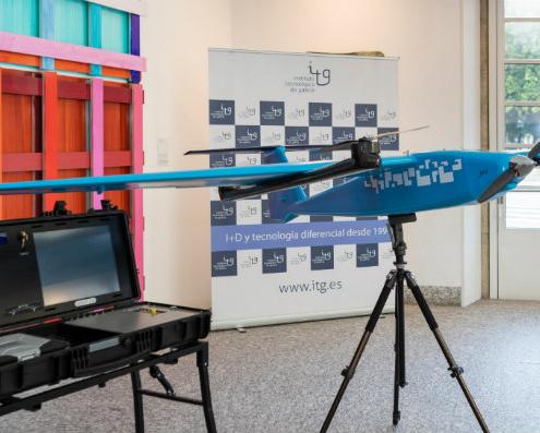 Zarek V2 es el UAV de ala fija con hasta 9 horas de autonomía