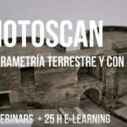 Curso de Photoscan Fotogrametría terrestre y con RPAS