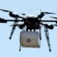 Transporte farmacéutico en zonas rurales mediante drones