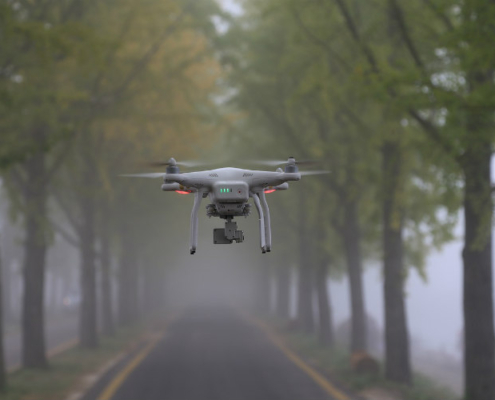 ISO publica un primer borrador de estándares globales para drones