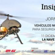 Insights by GR-EX: Jornada sobre vehículos no tripulados para seguridad y vigilancia