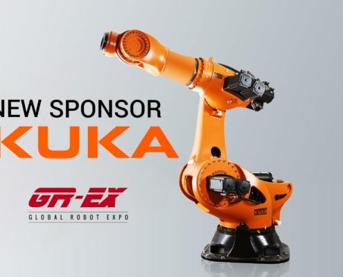 KUKA Robots es el nuevo patrocinador de GR-EX 2019
