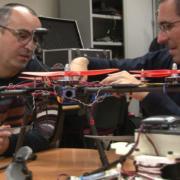 MBCAP: protocolo para evitar colisiones entre drones