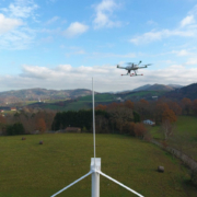 Alerion desarrolla drones para inspección en la industria de las energías renovables