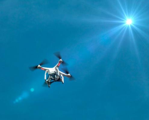 Arranca Safedrone para integrar los drones en el futuro U-Space