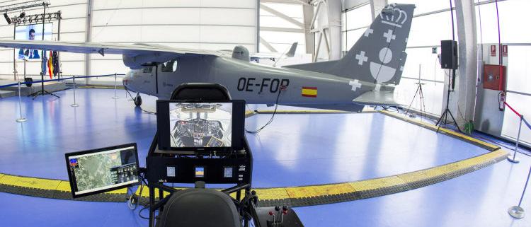 Drones para la logística del futuro y potenciar el realismo en los simuladores