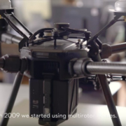 El Politécnico de Turín utiliza drones para ayudar a futuros arquitectos e ingenieros