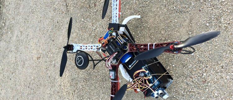Una tesis de la UEx diseña una solución para el control inteligente de drones