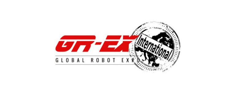 Global Robot Expo recibe la calificación de Feria Internacional