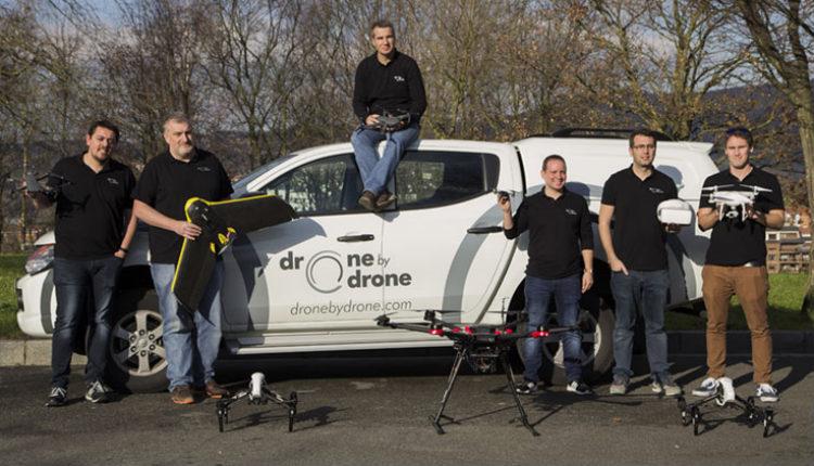 Drone by Drone forma a futuros pilotos de drones