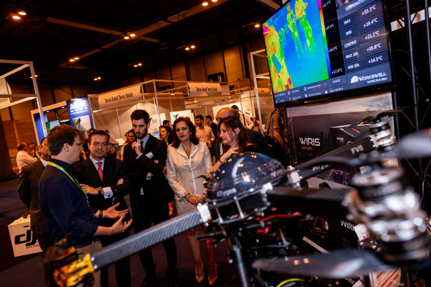 Expodrónica 2019 albergará en junio el primer World Drone Forum