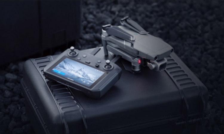 DJI Smart Controller: control remoto inteligente con pantalla integrada