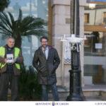 Gandía adquiere un dron para cartografía y planificación urbanística