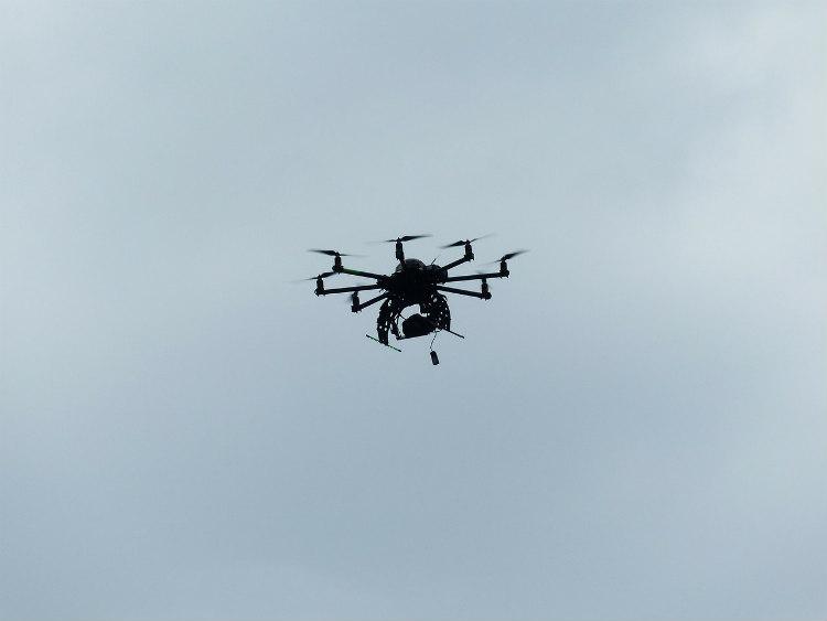 Evitar el robo de combustibles de Petróleos Mexicanos (Pemex) con drones