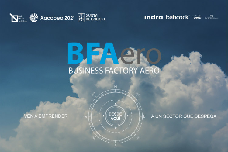 La Xunta presenta en Madrid la Business Factory Aero (BFAero)