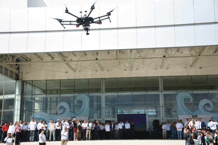 CONALEP Sinaloa lanza la Carrera Pilotaje de Drones