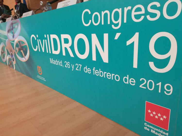 Sesión de ponencias II de CivilDron19 sobre seguridad de producto y sistemas anti-dron
