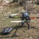 Drones para el control de la procesionaria del pino en la Región de Murcia
