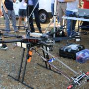 El proyecto de drones AEROARMS aprueba con nota la evaluación de la Comisión Europea