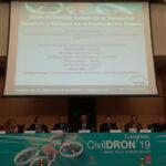 Mesa Redonda en CivilDron19 sobre la Normativa Española y Europea