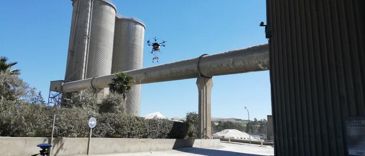 Primeros experimentos reales de AEROARMS en plantas industriales