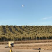 ATLAS acoge la primera demostración aérea en España de un sistema de seguridad anti-dron