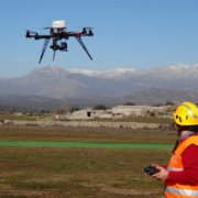 DroneXservices es la primera operadora de RPAS habilitada para volar en espacio aéreo controlado