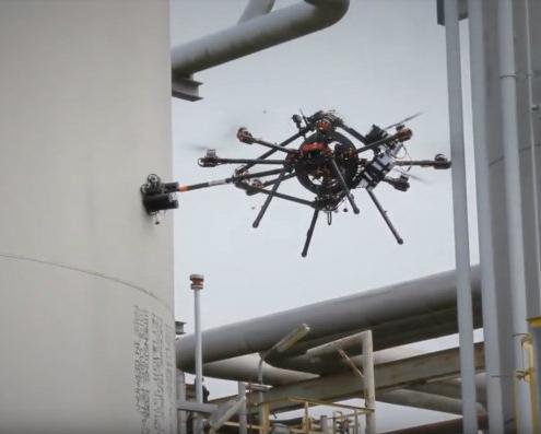 AEROARMS candidato al Mejor Vídeo de Ingeniería de Drones del Año
