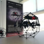 Flyability y Tecnitop presentan el nuevo ELIOS 2 en España