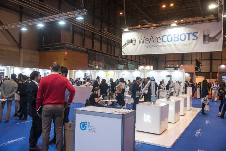 Conectividad y uso de drones en entornos urbanos, en Global Robot Expo