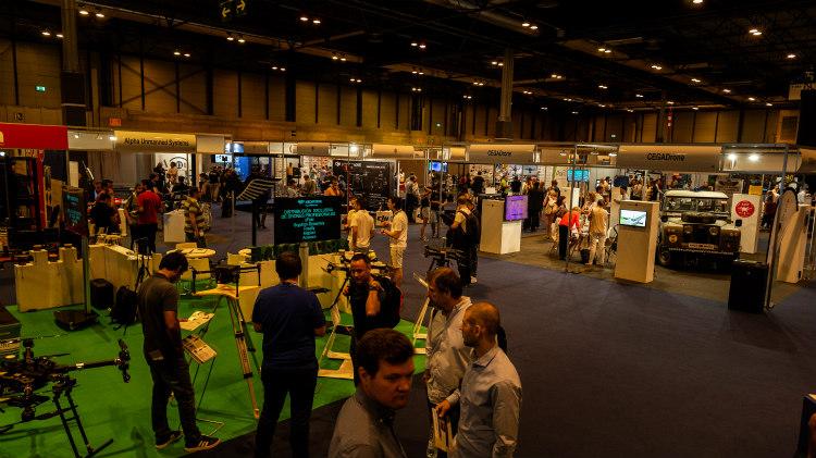 Ruby Sayyed participará en Expodronica 2019 en el World Drone Forum