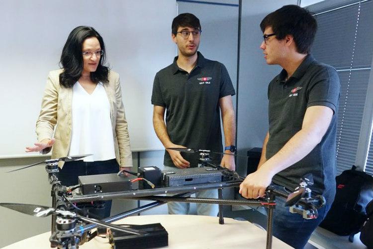 Nuevo dron para Protección Civil de Santa Cruz de Tenerife