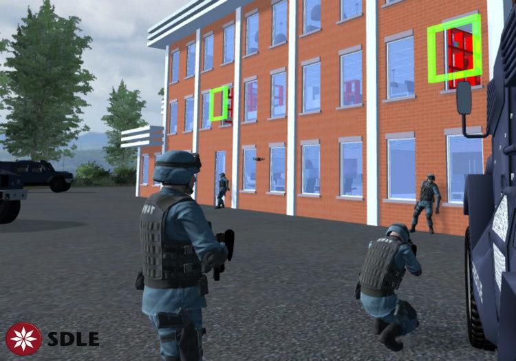 SDLE mostrará en FEINDEF su sistema de realidad virtual para pilotar UAS