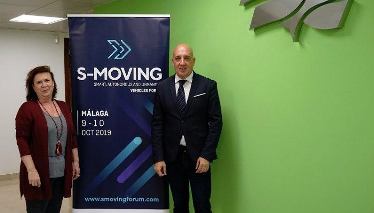 El Clúster Marítimo Marino de Andalucía renueva su compromiso con S-MOVING