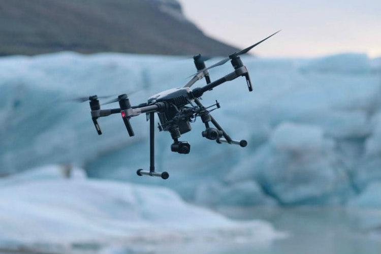Jornada sobre Aplicaciones de drones en la Ingeniería de Caminos, Canales y Puertos