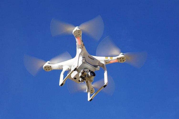 DJI incorpora receptores ADS-B en los drones de consumo