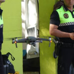 Ontinyent incorpora dos drones de última tecnología a la Policía Local