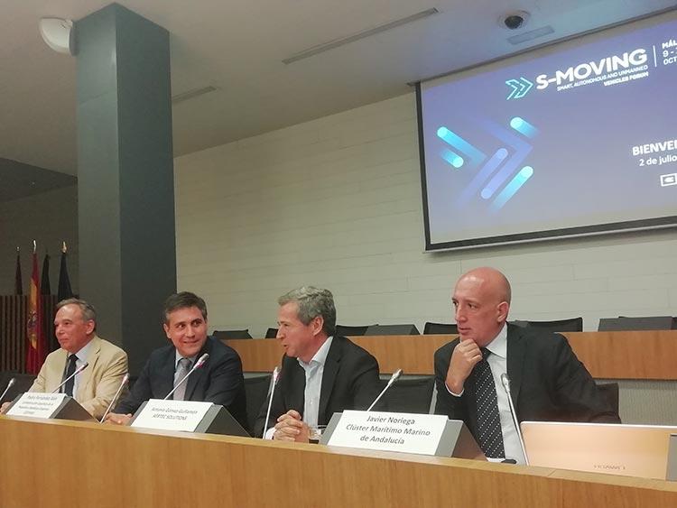 S-MOVING presenta su segunda edición en Madrid ante empresas especializadas en movilidad inteligente, conectada y sostenible