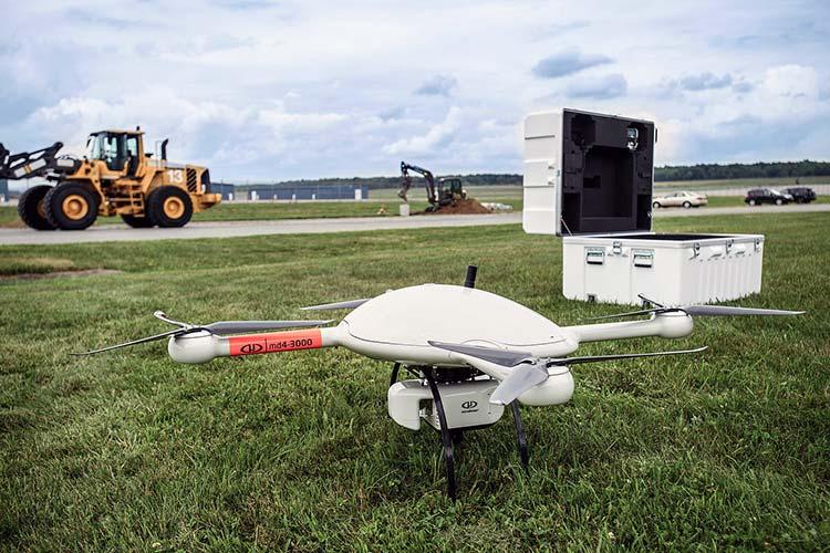 Webminar: Cómo aumentar la productividad con LiDAR basado en drones