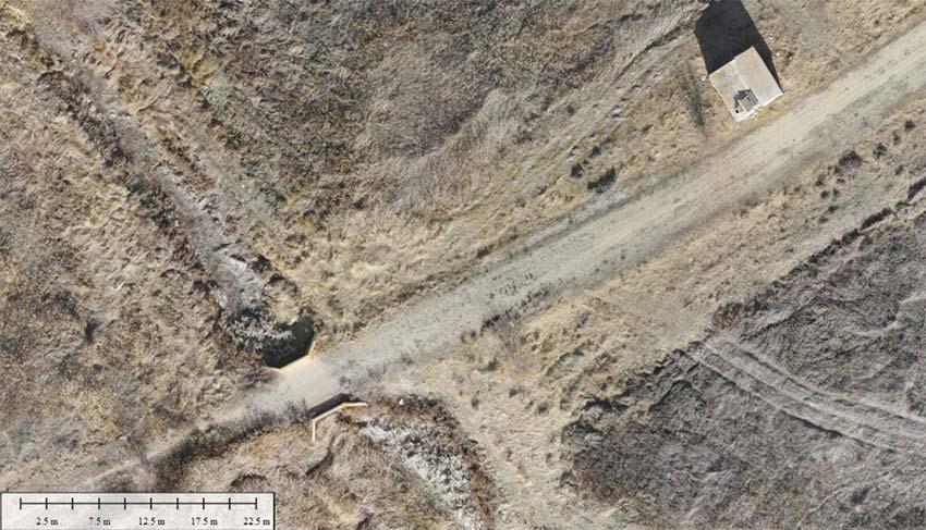 Aplicación RPAS para análisis hidrológico en La Laguna Cañizar figura 4