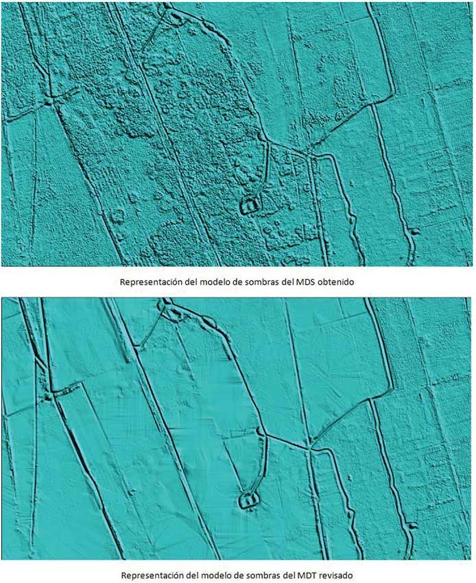Aplicación RPAS para análisis hidrológico en La Laguna Cañizar figura 6