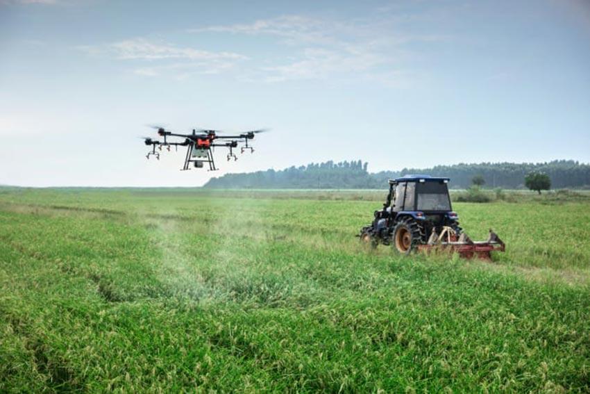 DJI presenta en AirWorks innovadoras tecnologías para drones
