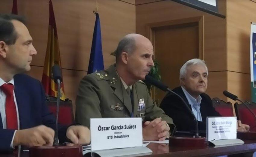 Se manifiesta en secuDrone la preocupación por la amenaza de los drones
